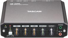 Tascam US-125M USB Audio Interface