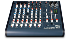Allen & Heath Launch The XB-10 Compact Broadcast Mixer