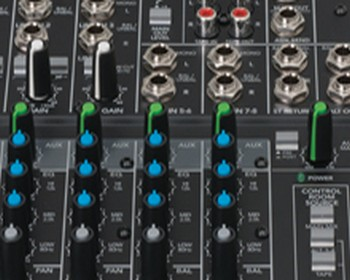 The Mackie VLZ4 Mixer Is A Great Addition To Any Studio