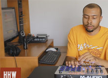 Hip Hop Walkthroughs - Aaliyah -