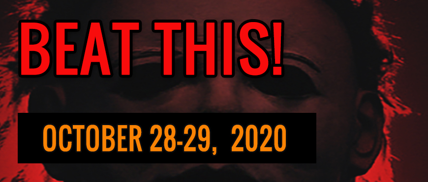 Beat This! - October 28-29, 2020